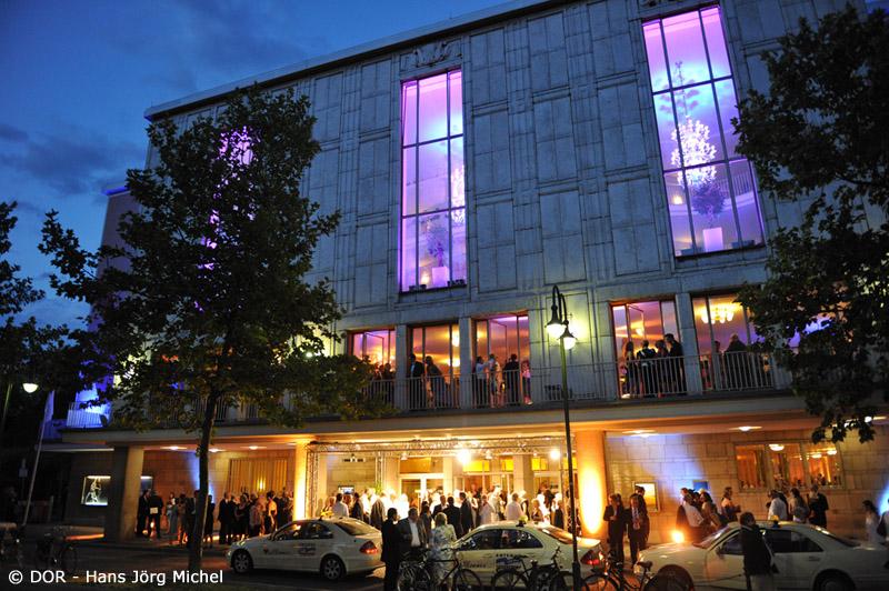 event theater glorreich