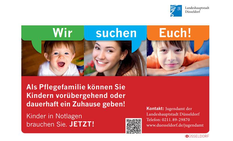 Stadt Sucht Pflegefamilien Landeshauptstadt Düsseldorf
