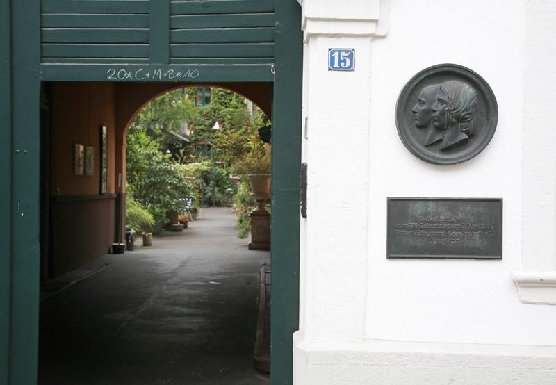 Schumann Gedenkstatte Landeshauptstadt Dusseldorf