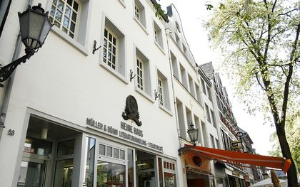 The birthplace of Heinrich Heine