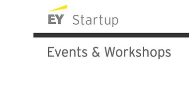 Ey Startup - Workshops und Events