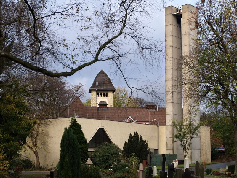 Krematorium Düsseldorf