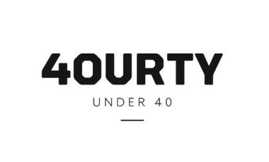 Logo 4ourty under 40