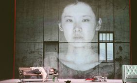 Mo Fei - nach der Kurzgeschichte 'About a play which uses a film as its backdrop' von Shi Tiesheng, Foto: Cheng Qian.