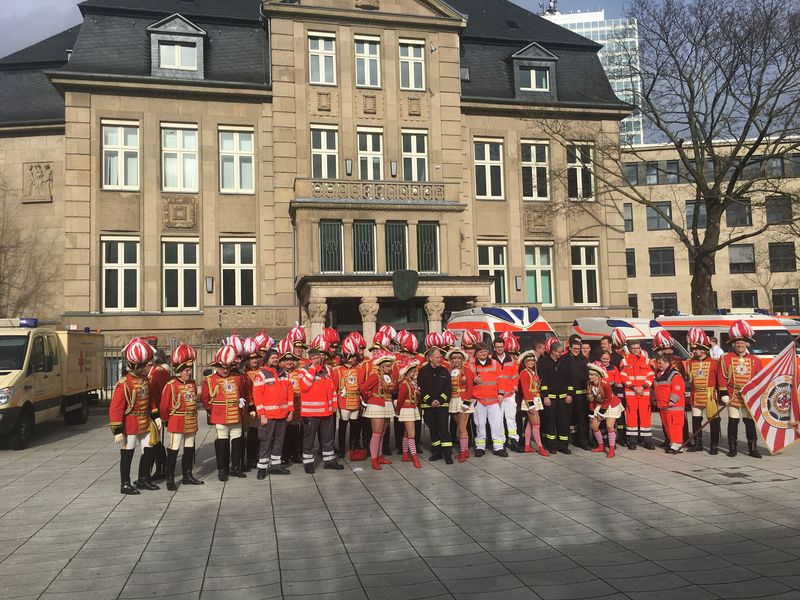 Feuerwehr Düsseldorf Presse