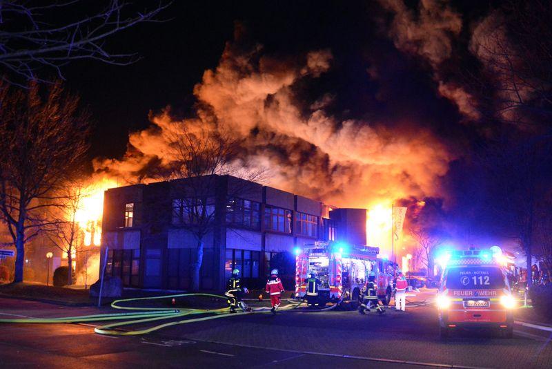 Feuer In Düsseldorf Aktuell
