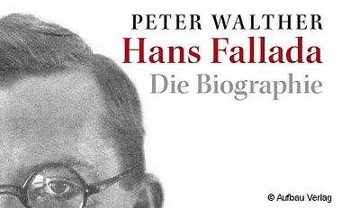Buchcover: Peter Walther - Hans Fallada. Die Biographie
