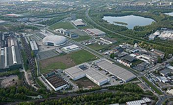 Gewerbe Und Industriestandorte Landeshauptstadt Dusseldorf