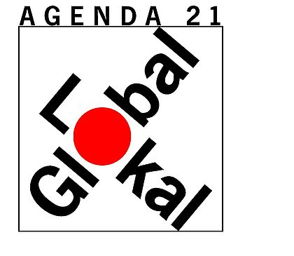 Logo Fachforum Agenda 21 Global - Lokal