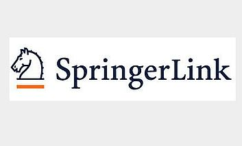 Logo der SpringerLink Datenbank