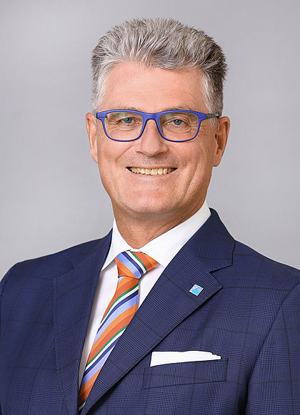 Beigeordneter Prof. Dr. Andreas Meyer-Falcke