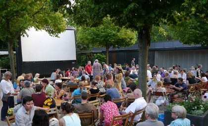 Open-Air-Kino Vier Linden